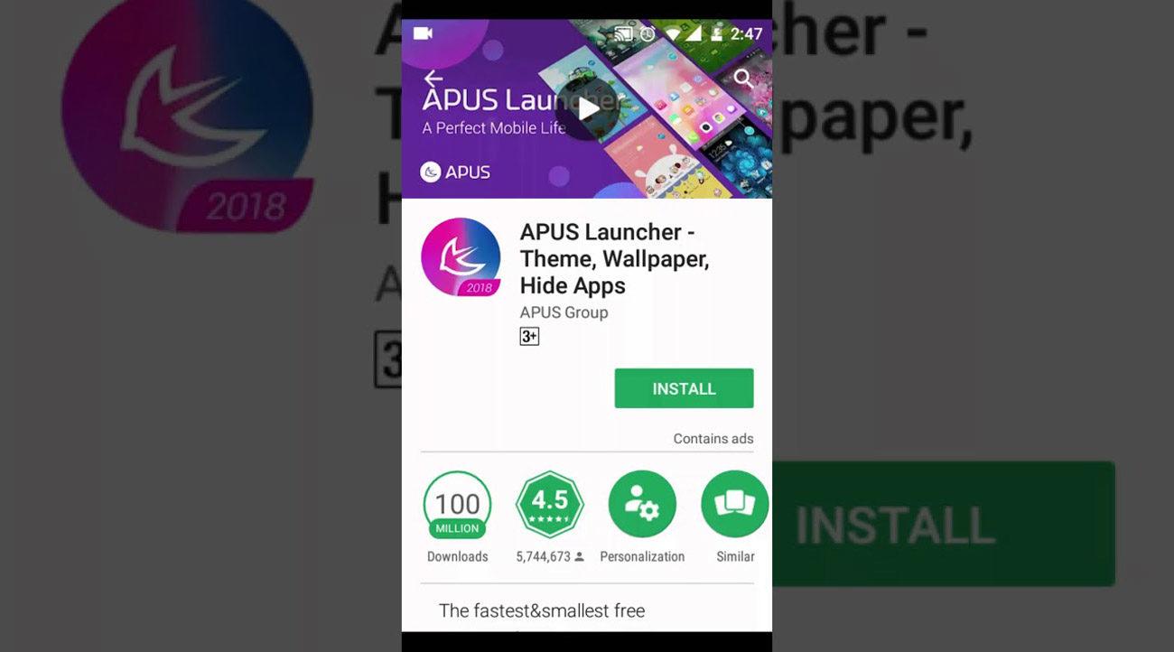 APUS-Launcher