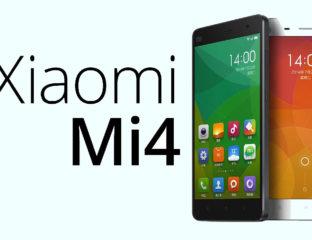 Xiomi Mi4
